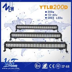 Sales Promotion Discount 20%!!! led light bar for offroad200W electric accessories led light bar led fog light bar