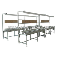 Automatic Assembly Line GSD-CJ350 Iron Automatic Plug-in Production Line