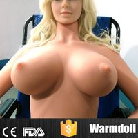 Cute European Face Realistic Sex Doll Vaginas