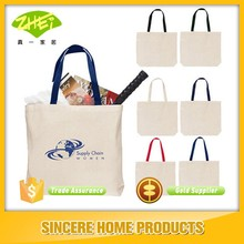 New style wholesale organic cotton tote bags