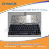 Brand New Laptop Keyboard For Sony Vaio PCG-F PCG-FX PCG-FXA Series, original laptop keyboard