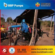 diesel engine fuel water pump set