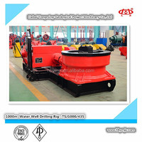 1000m Rotary Drilling Rig,Water Well Drilling Machine,TSJ1000/ 435