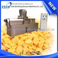 breakfast/corn flakes manufacturing machines