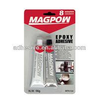 8 min black&white epoxy resin glue,Excellent Economical Strong Epoxy Glue,China factory of Epoxy Adhesive