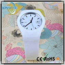 2015 high quality china manufacturer silicone band with silicone watch