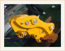 hydraulic quick hitch for excavator kobelco SK260