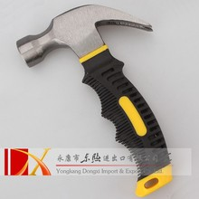Drop forged Amercian type mini claw hammer nail hammer