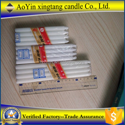 white house candle making/long thin candles 8613126126515