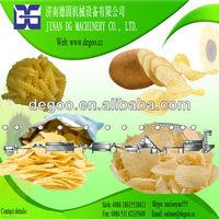 Complex Lays Potato Chips Production Line