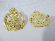 2013 New Products Cheap Wholesale Oman Military Custom Magnet Badge For Souvenir,Oman Army Souvenir Pin