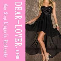 Charming Sequined Black Long Evening Dresses Vestidos de noche