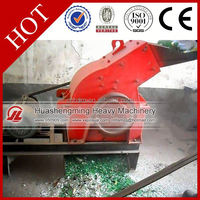 10-100T Per Hour Stone Production Line glass recycled machine