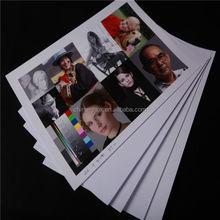 White inkjet printing pvc sheet for plastic cards