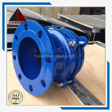 Restrained Flange adaptor for HDPE pipes DN125MM