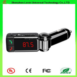 Download U Disk MP3 Play Music Bluetooth connect Phone Dual USB Car Charger