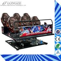 Guangzhou Longze 3D 4D 5D 6D Cinema Theater Hot Sale 5D Cinema 5D Theater