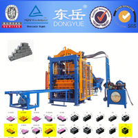 QT4-15 split face concrete price in india brick block machine