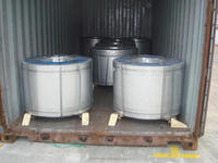 ppgi Steel Coil putting in container