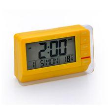 Puning Plastic Table Alarm Clock,Table Lcd Clock,Digital Lcd Alarm Clock