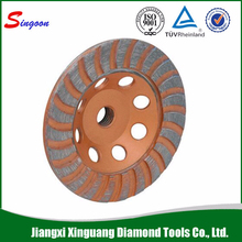 Resin Bonded Diamond Grinding Cup Wheel For Cutting Carbide Tools