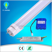 LED emergency tubes - W -180mins extension- milky cover- 110-277V