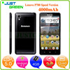 Lenovo P780 mobile 5 inch MTK6589 Quad Cores phone mobile 1GB 8GB Android 4.2 all china mobile phone models