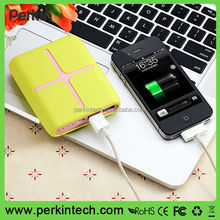 PP1008 mobile power bank, 18650 high capacity Chargers for Smartphone