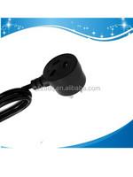 SAA 3 pin Australia piggyback plug cord