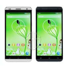 Long talk time original mobile phone in hong kong 5 inch dual core dual sim 3g android smart phone
