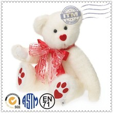 Customize stuffed animal valentine's day gifts wholesale