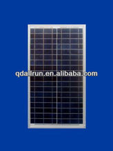 High efficiency solar panel 80w