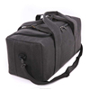 unisex canvas duffel bag 2015 big size best travel bag with good quality expandable tote bag