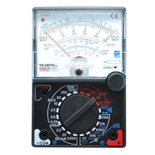 YX-360TREB Analog Multimeter DC/AC Voltage Amp Ohm Electrical Tester Multifuntion Measurer