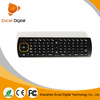 best air mouse keyboard with 2.4GHz usb smart mouse USB mini keyboard with mouse