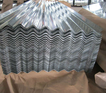 Zinc coated galvanized sheet metal galvanized sheet metal
