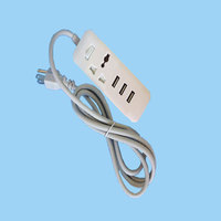 Convenience outlet electrical universal 5usb power socket