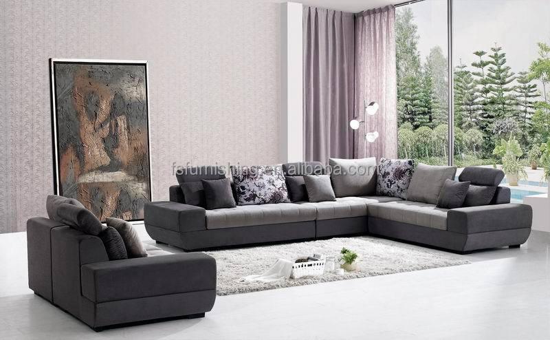 md601b moderne bonne qualit velours tissu arabe grande u forme salon salon en coupe canap en - Salons Moderne En Velours