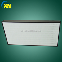 Industrial H12 H13 H14 Hepa Filter for Clean Room
