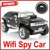 GT-330C Electric Spy Video Iphone Wifi RC Car with Camera 1:24 4wd rc drift car