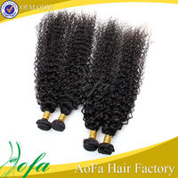 No smell untreated pure shedding free hair pieces for short hair