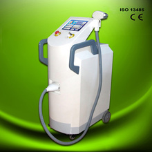 Professional 808nm diode laser hair removal machine with ELIGHT(IPL) SYSTEM
