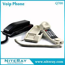 Waterproof ip phone slim telephone wall mounted phone single line
