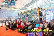 Yunfa más caliente 5d 6d 7d 8d 9d cinema equipment sistema