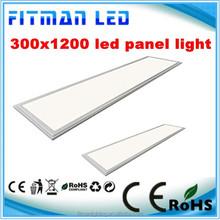 54w flat panel led lighting,led flat panel wall light 300x1200 ceiling flat panel