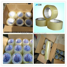China clear packing tape,bopp packing tape 2015 most popular products