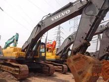 Used Hydraulic Volvo EC460BLC Excavator