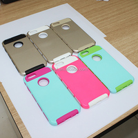 Hybrid Rubber Rugged Combo Matte Soft Cases Hard Cover For Apple iPhone 6
