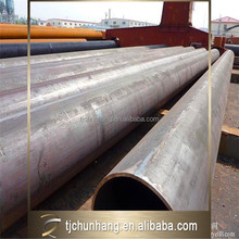 Short time delivery painted or other anti-corrosion treatments erw pipe manufacturing