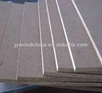5mm mdf board/2.5mm mdf board/melamine mdf boards